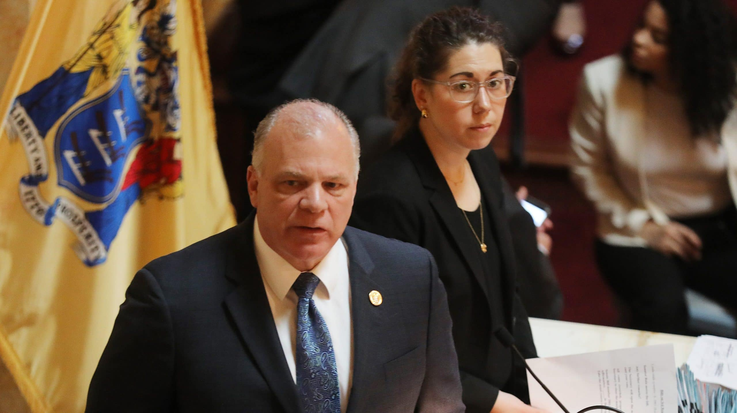 New Jersey Voters Decide on Legalizing Weed, Says Top Lawmakers