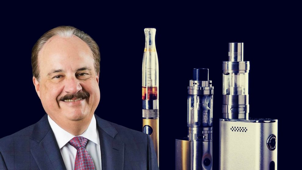 CVS Health Ceo Larry Merlo Raises Concerns Over Teen Vaping and Its Health Risks