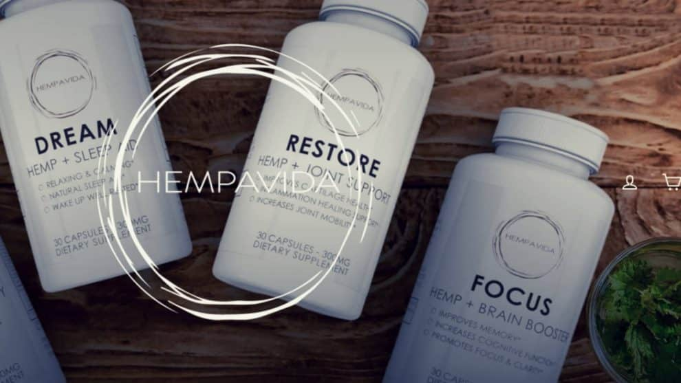 Hempavida Rolled Out New Range of Hemp CBD Base Wellness Product in Miami