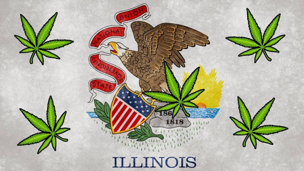 Illinois Records Whopping Marijuana Sales of Over $3.2 Million on Day 1