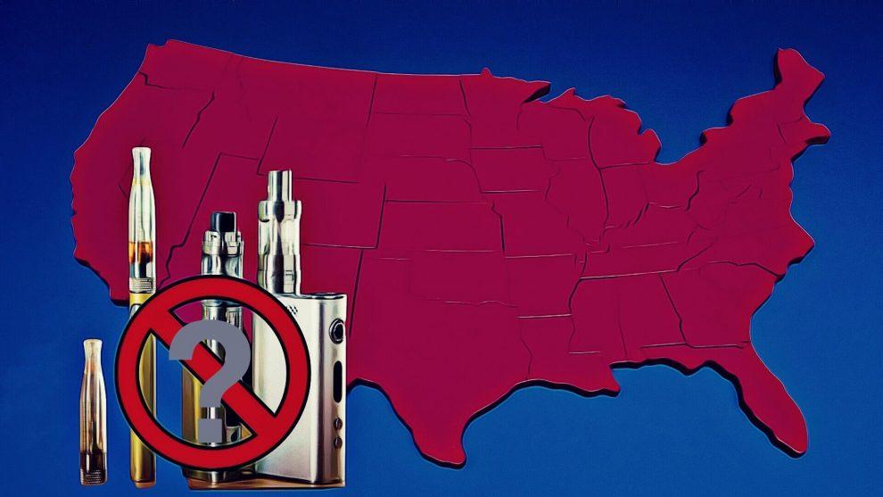 Trump Administration's Proposed Vape Ban Evokes Public Outcry