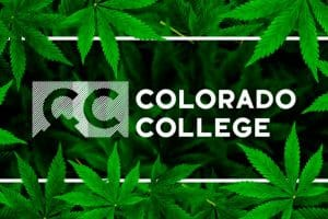 Colorado college offering a cannabis