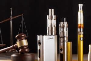 Lawsuit Against 2 Vape Firms