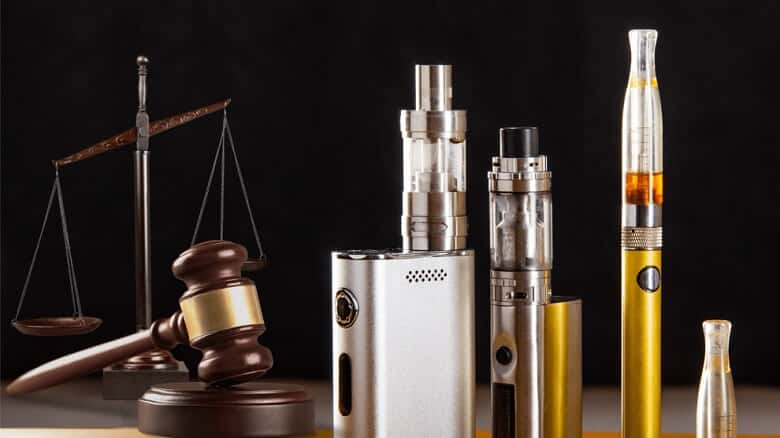 Lawsuit Against 2 Vape Firms