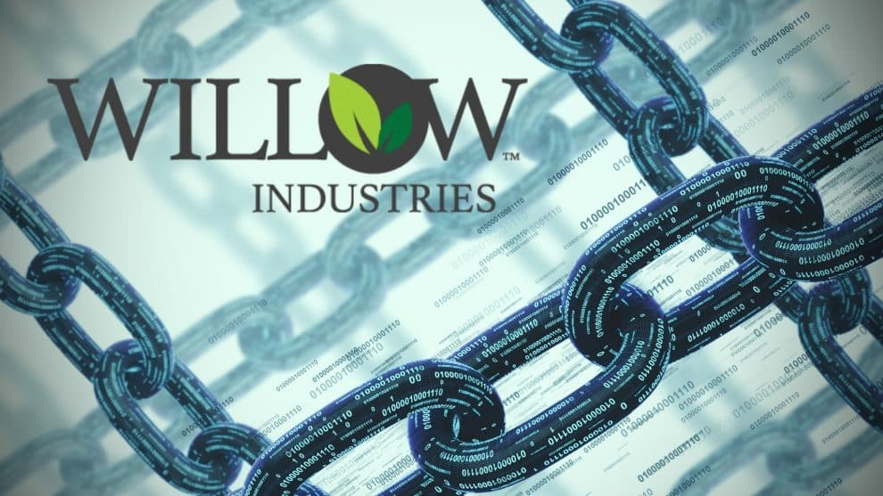 Willow Industries Opens the First Non-extraction Cannabis Remediation Facility in California