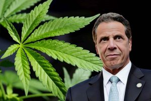 New York Governor Makes Pitch for Legalizing Adult Use of Marijuana