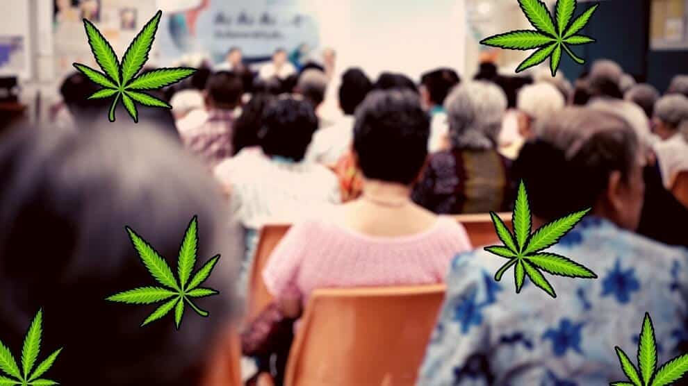 Council on Aging Organizes Workshop to Educate Elderly About CBD Uses