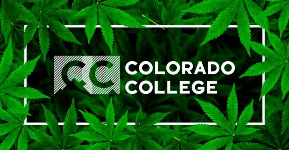 Colorado college offering a cannabis
