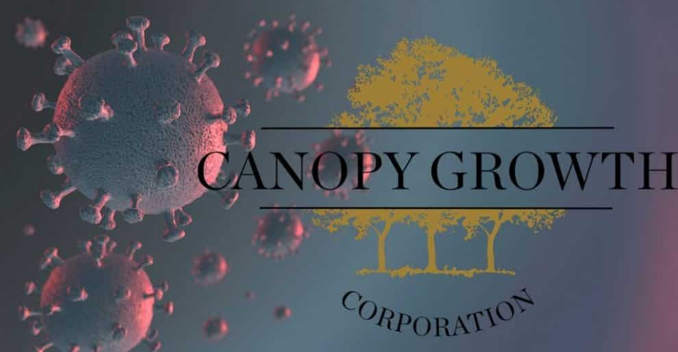Canopy Growth Responses to COVID-19 Outbreak